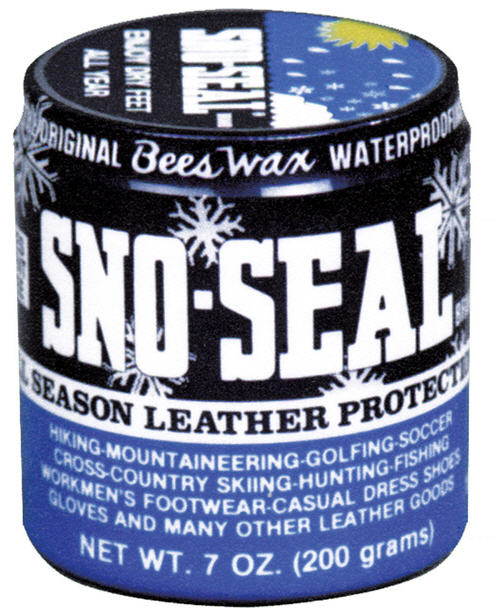 Sno Seal Boot Waterproofing