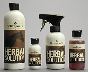 Schrieners Herbal Horse Care Solution